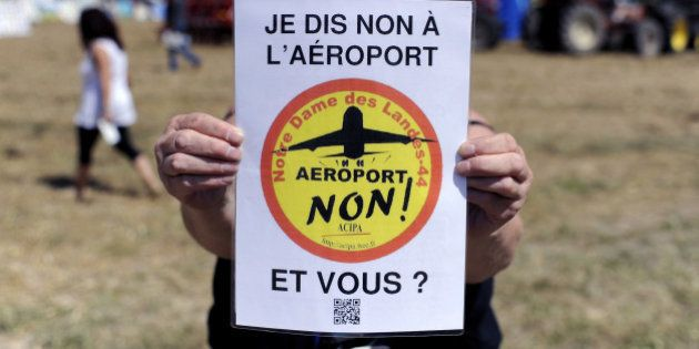 Le référendum de Notre-Dame-des-Landes aura lieu en juin et uniquement en