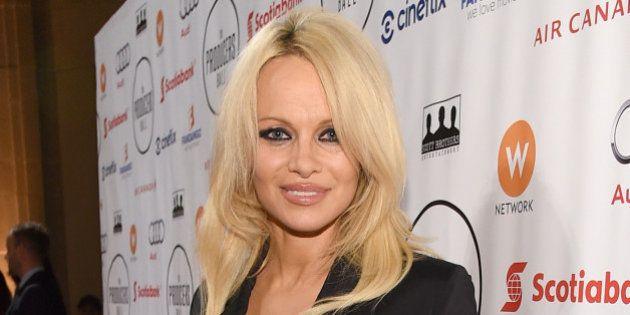 Pamela Anderson annoncée à l'Assemblée