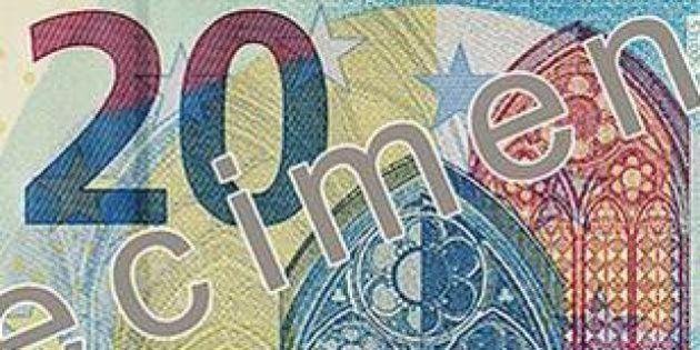 PHOTOS. Billet de 20 euros: découvrez la nouvelle coupure dévoilée par la Banque centrale