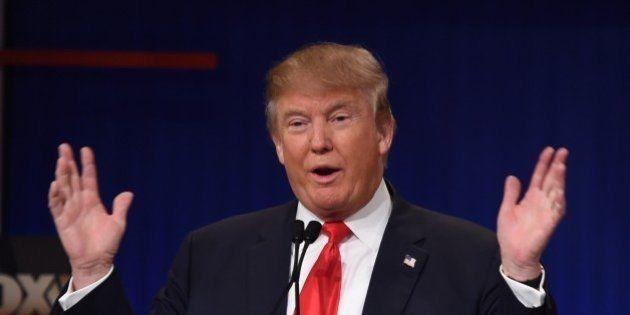 Donald Trump assure que ses