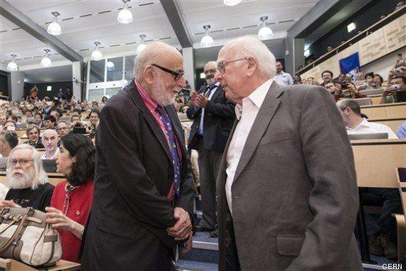 Le prix Nobel de physique 2013 récompense les pères du boson de