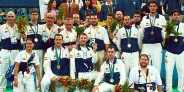Fausse équipe de basket espagnole aux Jeux Paralympiques de Sydney en 2000: le président de la fédération