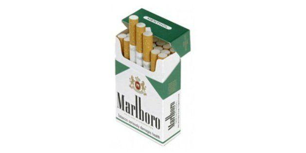 Les cigarettes au menthol interdites en