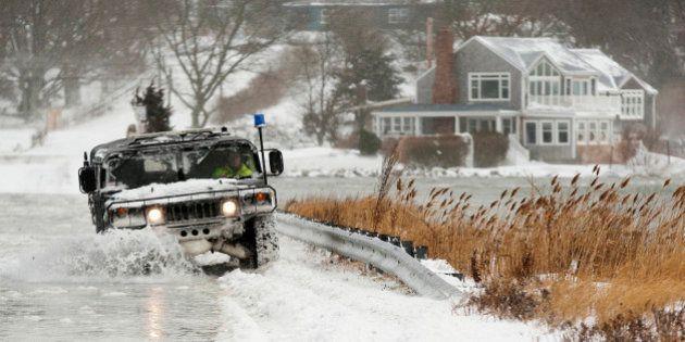 États-Unis: le nord du pays se prépare à affronter des températures