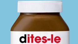 Nutella fait polémique avec une campagne marketing en