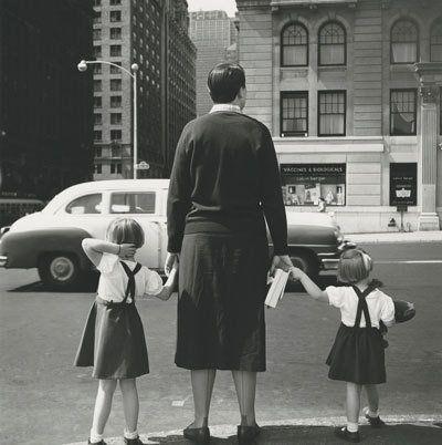 Photographie noir et blanc : engouement pour Vivian Maier, révélée après sa