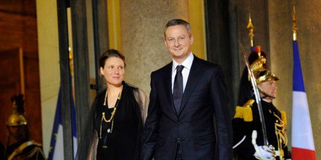 L'étrange emploi de la femme de Bruno Le Maire à l'Assemblée nationale entre 2007 et