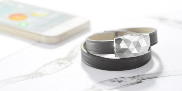 CES 2014: Un bijou connecté qui peut sauver votre