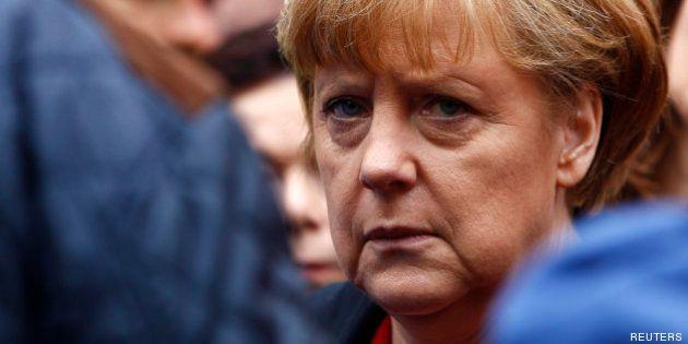 Angela Merkel contrainte d'annuler des rendez-vous après une chute en ski de