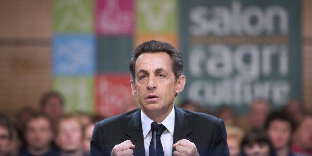 Salon de l'Agriculture: Nicolas Sarkozy veut choyer des agriculteurs en plein doute