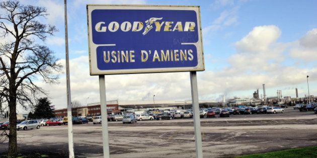 Goodyear Amiens-Nord : deux dirigeants de l'usine séquestrés sur le site, réunion mardi matin à l'inspection...