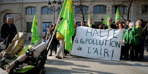 La pollution à Paris impose le diesel dans la campagne