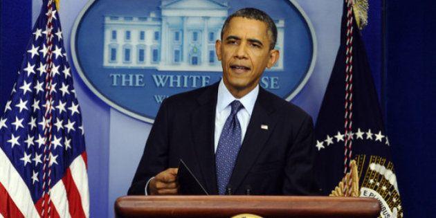 Blocage budgétaire : Obama s'inquiète de l'image des