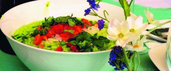 La vraie recette du houmous, de la soupe miso ou du guacamole, Marine et Louis et leur tour du monde...
