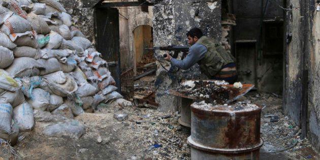Trois ans de guerre en Syrie: ce qui a changé depuis la dernière escalade
