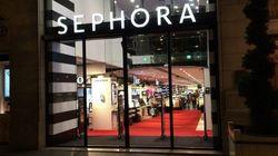 Parfum de haine chez Sephora : nous étions à la dernière fermeture de