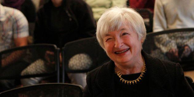 Fed: Janet Yellen, la femme la plus puissante du