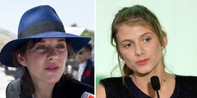 Pourquoi Marion Cotillard et Mélanie Laurent se mobilisent avec François