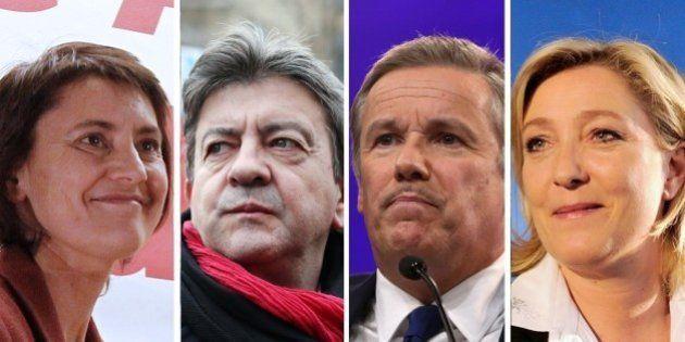 Présidentielle 2017 : les candidats se bousculent à plus d'un an de