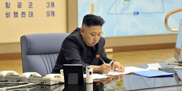 PHOTOS. La Corée du Nord dévoile des secrets militaires sur des photos
