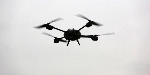 Drones à Paris: cinq nouveaux survols observés au-dessus de la