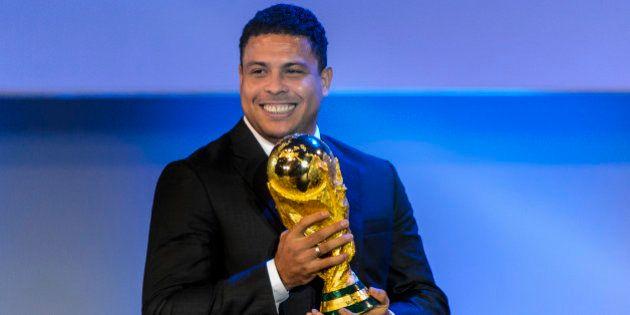PHOTOS. Ronaldo confirme son retour sur le terrain avec les Fort Lauderdale