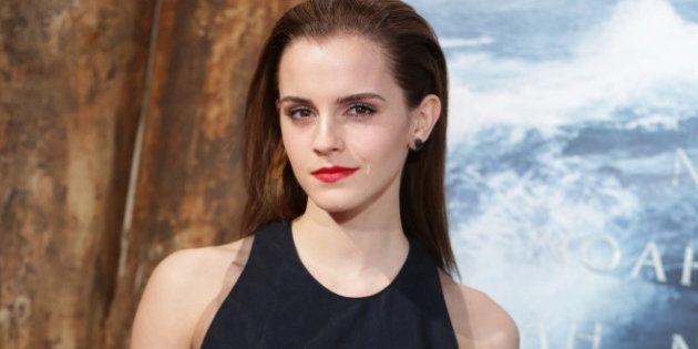 PHOTOS. Emma Watson avoue être jalouse de certaines collègues à