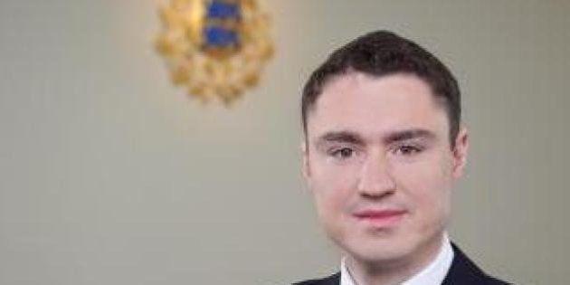Le plus jeune premier ministre de l'Union européenne a 34 ans et vient