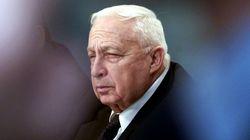 Ariel Sharon est