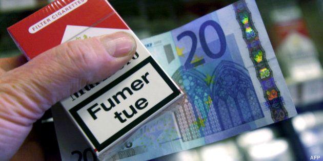 Les ventes de cigarettes en baisse d'environ 7,5% en