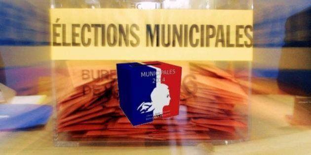 Résultats premier tour des municipales 2014: l'UMP en tête, le FN sous les