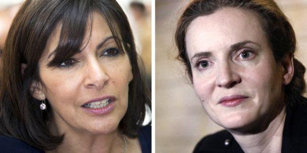 Résultats municipales 2014: à Paris, Anne Hidalgo devancée par NKM au premier