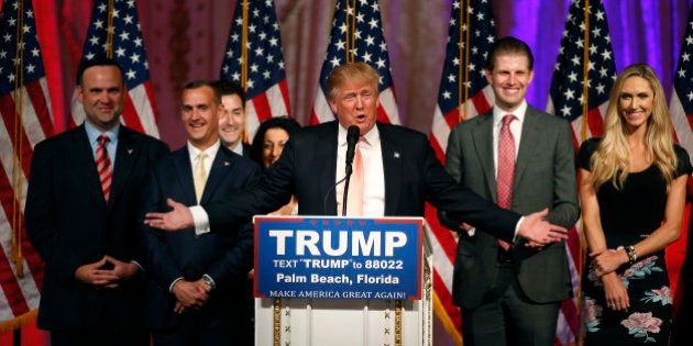 Victoire éclatante de Donald Trump en Floride, État-clé des primaires