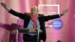 Lyon: Gérard Collomb n'a pas été élu au 1er tour (mais reste