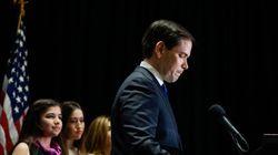Rubio, favori du parti républicain, abandonne après sa cuisante défaite en