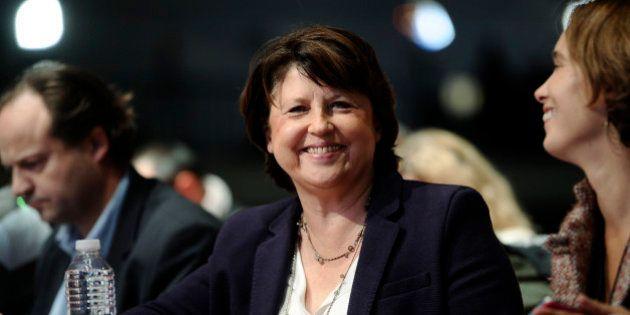 Résultats municipales 2014: à Lille, Martine Aubry grande favorite au terme du premier
