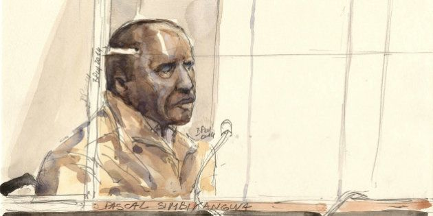 Génocide rwandais: condamnation historique de Pascal Simbikangwa pour