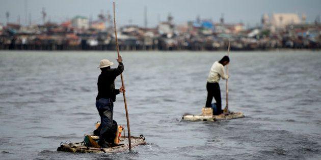 Climat : François Hollande a choisi les Philippines pour parler réchauffement, voici