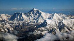 L'Everest a rapetissé après le séisme au