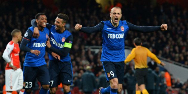 Revivez Arsenal-Monaco en Ligue des Champions avec le meilleur (et le pire) du