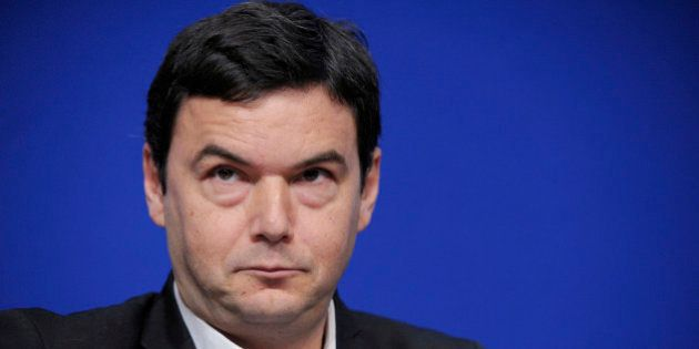 Thomas Piketty: la chronique du livre de sa femme dans les colonnes de Libération fait