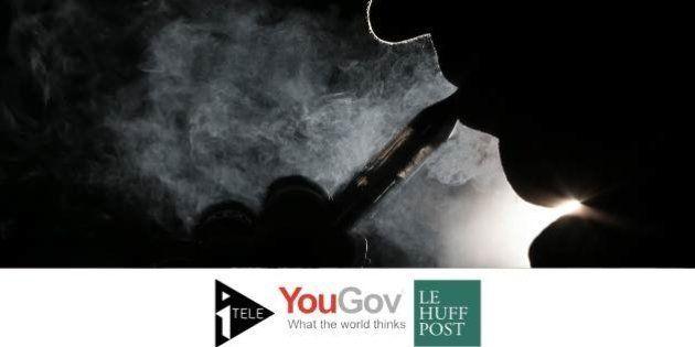 Cigarette électronique : 34% des Français pensent qu'elle permet d'arrêter de fumer, 23% que c'est un