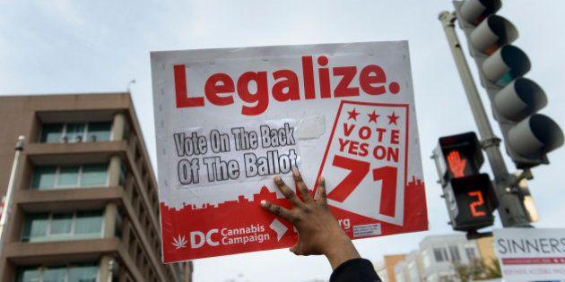 Fumer du cannabis à Washington devient légal (et ça ne plaît pas à tout le