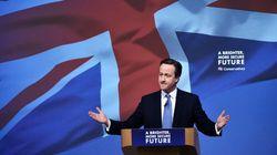 Élections britanniques : les conservateurs de Cameron seraient en
