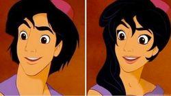 Des héros de Disney avec un peu moins de