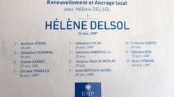 Une liste dissidente s'affiche aux couleurs de l'UMP: NKM