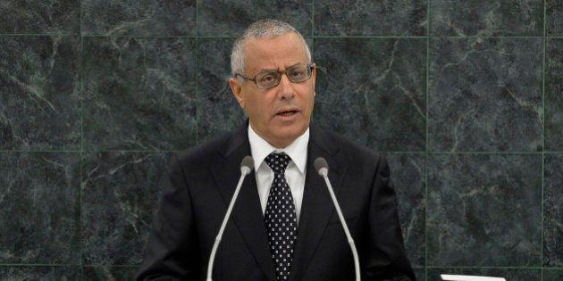 Libye: le premier ministre Ali Zeidan enlevé puis