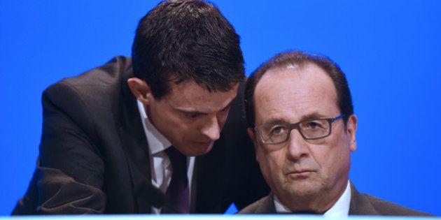 S'il renonçait, Hollande juge Valls