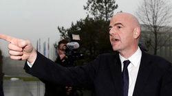 A peine arrivé à la Fifa, Infantino veut régler leur compte aux anciens