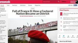 Newsweek riposte et se prend un peu les pieds dans le